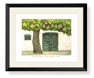 Presshaus beim Kastanienbaum